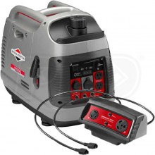 Briggs & Stratton P2200 Inverter w/ Parallel Cable Kit