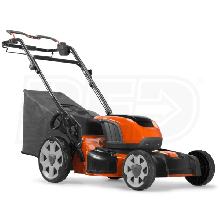"""Husqvarna LE221R (21"""") 40-Volt Cordless Lithium-Ion Self-Propelled Lawn Mower (With Battery & Charger)"""