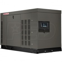 Honeywell™ 32 kW Commercial Automatic Standby Generator (277/480V 3-Phase)