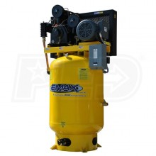EMAX 10-HP 120-Gallon Two-Stage Air Compressor (230V 3-Phase)