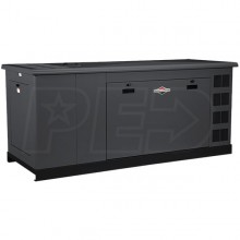 Briggs & Stratton 76360 - 60 kW Liquid Cooled Aluminum Standby Generator (Premium-Grade) (120/240V Single-Phase)