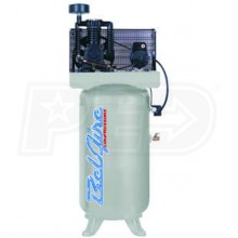 BelAire 5-HP 80-Gallon Two-Stage Air Compressor (208-230V 1-Phase)