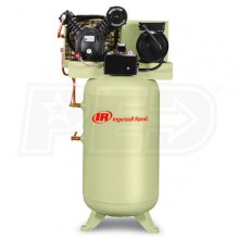 Ingersoll Rand Type 30 7.5-HP 80-Gallon Two-Stage Air Compressor (460V 3-Phase) Fully Packaged