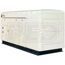 Cummins RS40 Quiet Connect™ Series 40kW Standby Power Generator (120/240V 3-Phase)