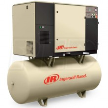 Ingersoll Rand 10-HP 80-Gallon Rotary Screw Air Compressor (230V 3-Phase 150PSI)