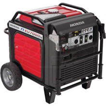 Honda EU7000is - 5500 Watt Electric Start Portable Inverter Generator