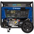 Westinghouse WGen7500DF - 7500 Watt Electric Start Dual Fuel Portable Generator w/ GFCI Protection & Wireless Remote Start