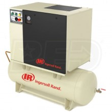 Ingersoll Rand 15-HP 80-Gallon Rotary Screw Total Air System (230V 3-Phase)(125PSI)