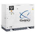 Quincy QOF 15-HP Oil-Free Tankless Scroll Compressor (230V 3-Phase 145 PSI)