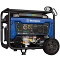 Westinghouse WGen3600DF - 3600 Watt Dual Fuel Electric Start Portable Generator w/ Wireless Remote Start